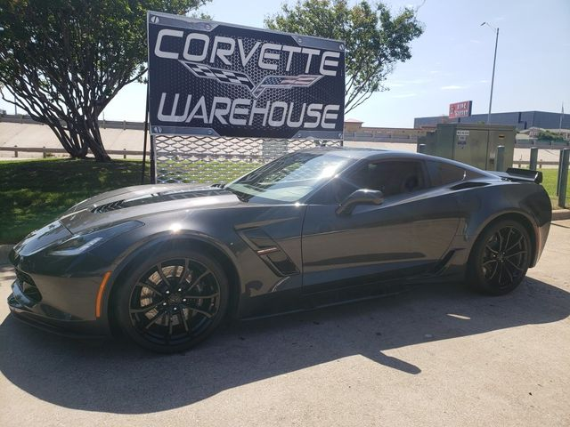 2017 Chevrolet Corvette Grand Sport Premium, NAV, NPP, Black Alloys 46k in Dallas, Texas 75220