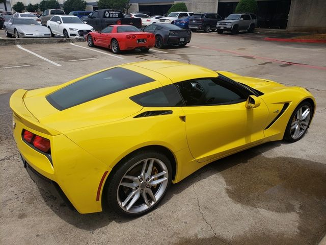 2017 Chevrolet Corvette Coupe Z51, 2LT, NPP, 7-Speed, Mylink, 20k in Dallas, Texas 75220