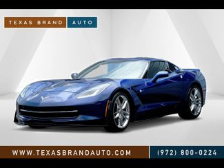 2017 Chevrolet Corvette 2LT w/Z06 Body Kit & Diffusers in Dallas, TX 75229