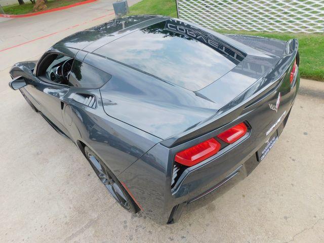 2017 Chevrolet Corvette Coupe Z51, 2LT, FE4, NAV, NPP, PDR, Only 16k in Dallas, Texas 75220