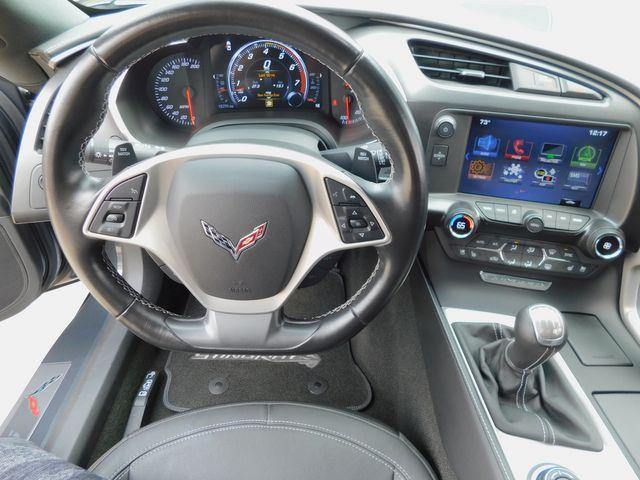 2017 Chevrolet Corvette Coupe Z51, 2LT, FE4, NAV, NPP, PDR, Only 15k in Dallas, Texas 75220