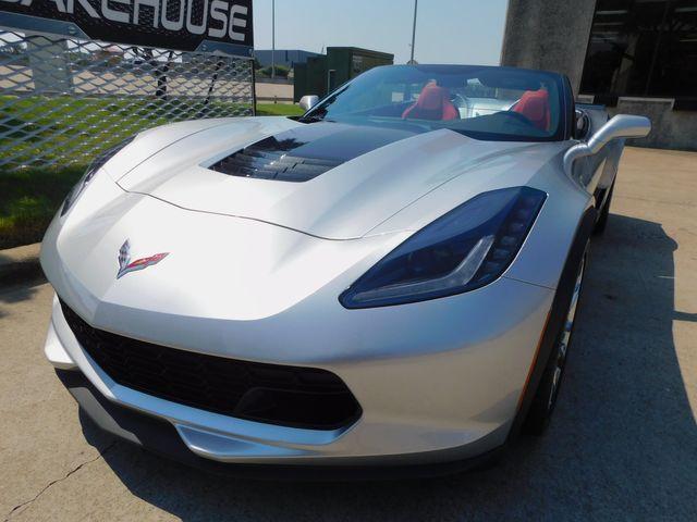 2017 Chevrolet Corvette Grand Sport CONV Premium, Mylink, Chromes, NPP, 1k in Dallas, Texas 75220