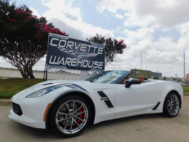 2017 Chevrolet Corvette Grand Sport 2LT, NAV, NPP, PDR, Auto, Chromes 14k