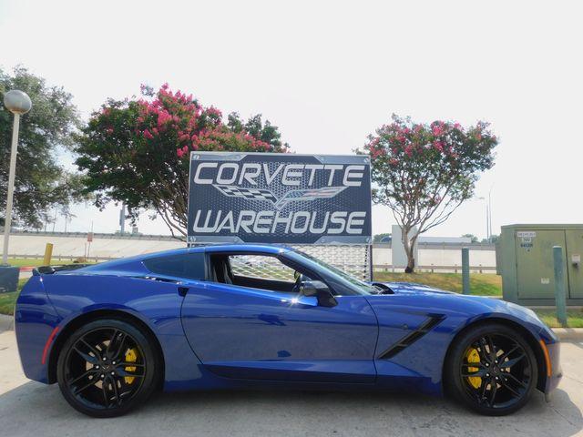 2017 Chevrolet Corvette Coupe ZF1, 3LT, FE2, NAV, NPP, PDR, EYT, 21k in Dallas, Texas 75220