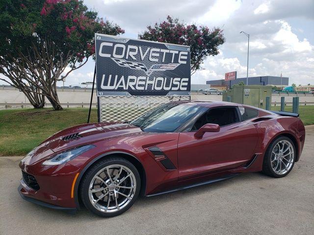 2017 Chevrolet Corvette Grand Sport 2LT, NAV, NPP, PDR, Auto, Chromes 4k in Dallas, Texas 75220