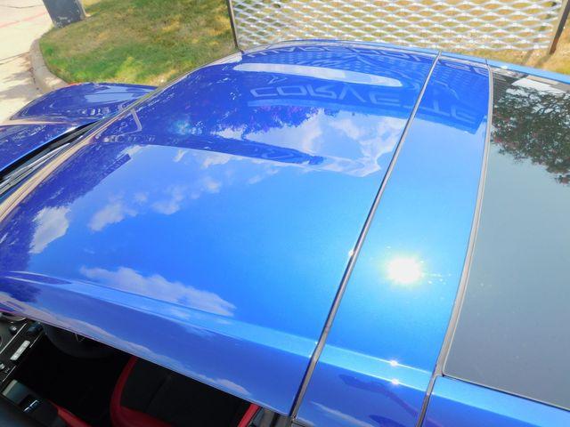 2017 Chevrolet Corvette Grand Sport 2LT, NPP, TT Red, Heritage, MyLink 9k in Dallas, Texas 75220