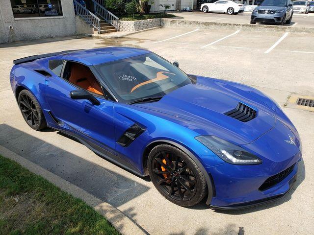 2017 Chevrolet Corvette Grand Sport Premium, Auto, Mylink, NPP, Only 48k in Dallas, Texas 75220