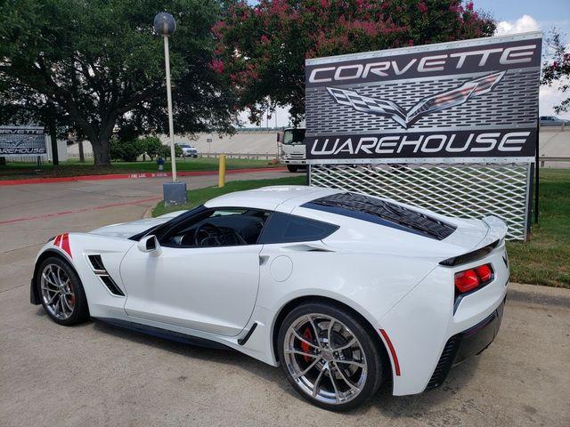 2017 Chevrolet Corvette Grand Sport 2LT, NAV, PDR, Heritage, Chromes 46k in Dallas, Texas 75220