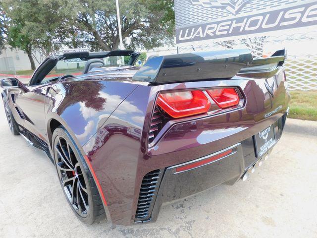 2017 Chevrolet Corvette Grand Sport 2LT, Heritage, Auto, Black Rose 19k in Dallas, Texas 75220