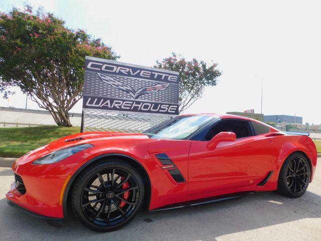 2017 Chevrolet Corvette Grand Sport MyLink, NPP, EYT, Black Wheels, 26k in Dallas, Texas 75220
