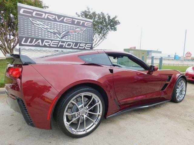 2017 Chevrolet Corvette Grand Sport 2LT, NPP, MyLink, Auto, Chromes, 10k in Dallas, Texas 75220
