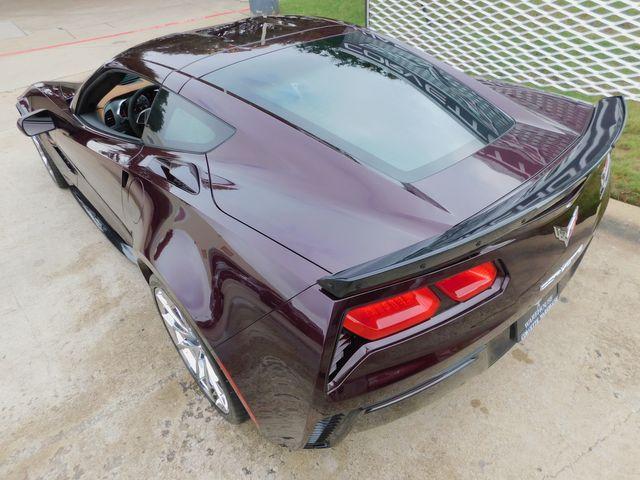 2017 Chevrolet Corvette Grand Sport 3LT, NAV, NPP, PDR, Auto, Chromes 1k in Dallas, Texas 75220