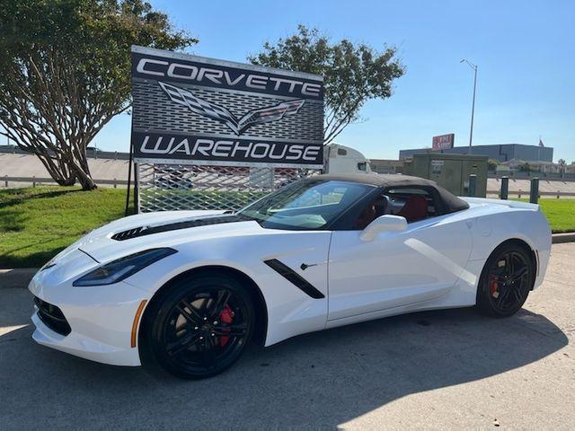 2017 Chevrolet Corvette Convertible NPP, EYT, Mylink, Auto, Only 63k in Dallas, Texas 75220