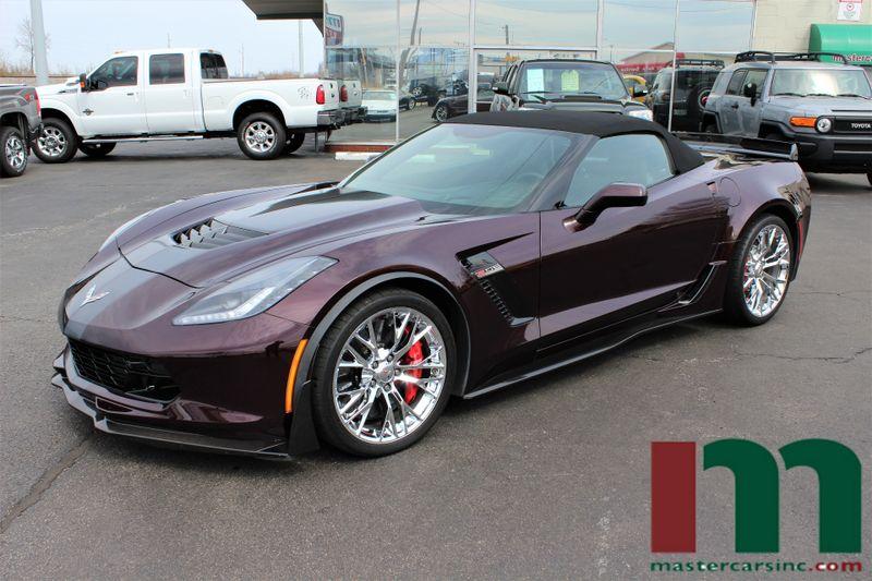 2017 Chevrolet Corvette Z06 2lz Granite City Illinois Mastercars Company Inc In