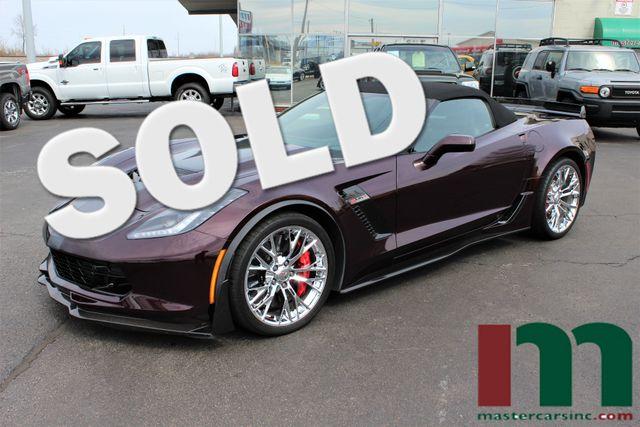 2017 Chevrolet Corvette Z06 2LZ | Granite City, Illinois | MasterCars Company Inc. in Granite City Illinois