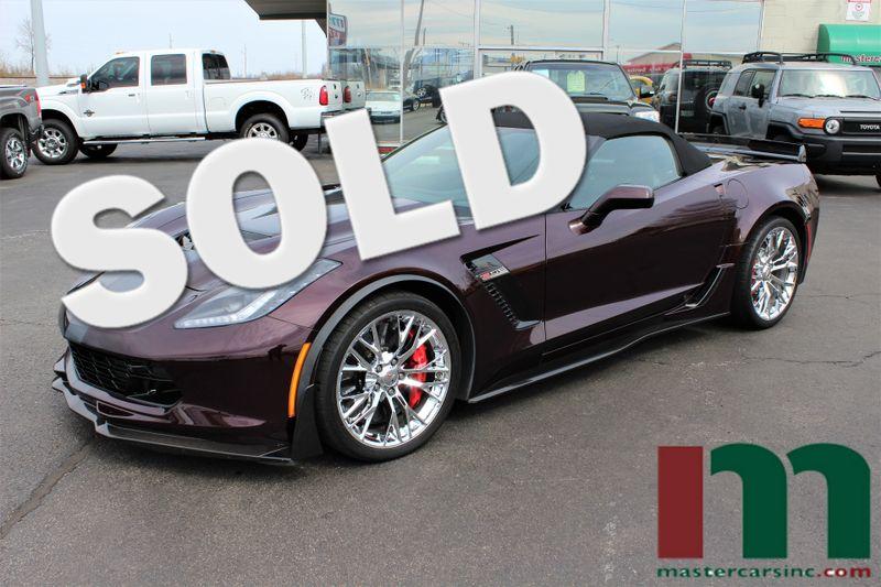 2017 Chevrolet Corvette Z06 2LZ   Granite City, Illinois   MasterCars Company Inc. in Granite City Illinois