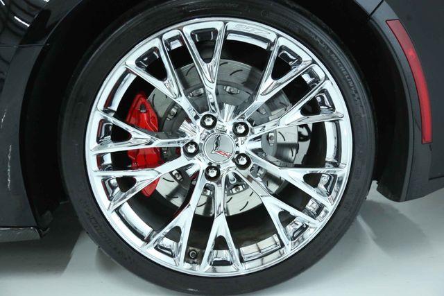 2017 Chevrolet Corvette Z06 3LZ Convt Houston, Texas 13