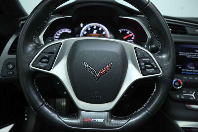 2017 Chevrolet Corvette Z06 3LZ Convt Houston, Texas 20