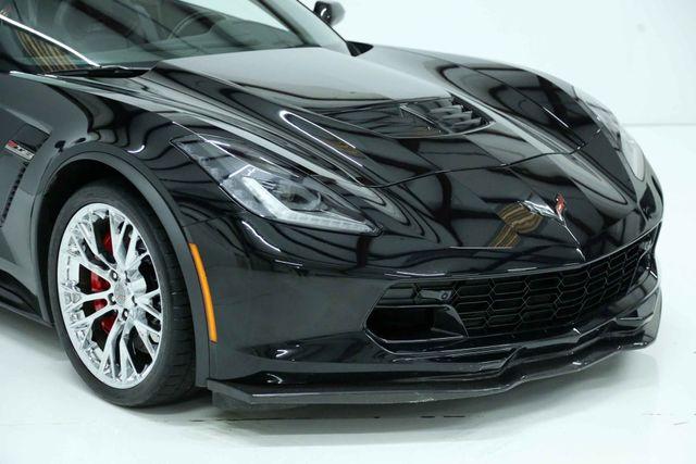 2017 Chevrolet Corvette Z06 3LZ Convt Houston, Texas 7