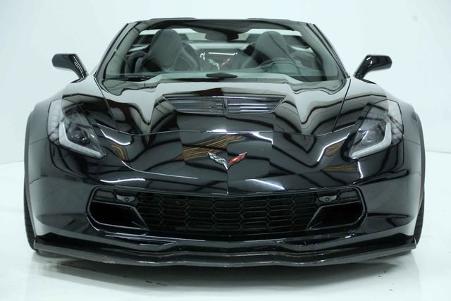 2017 Chevrolet Corvette Z06 3LZ Convt Houston, Texas 5