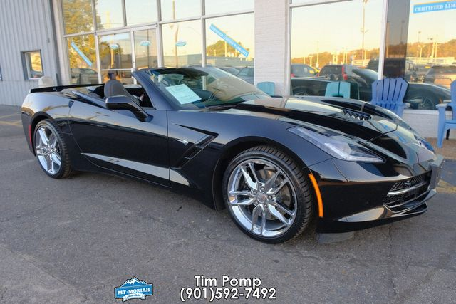 2017 Chevrolet Corvette Z51 2LT in Memphis, Tennessee 38115