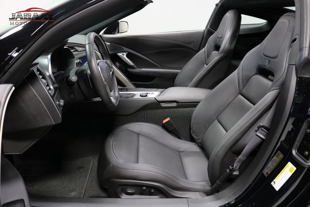 2017 Chevrolet Corvette Z51 2LT Merrillville, Indiana 11