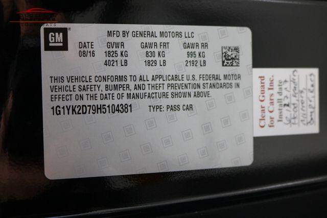 2017 Chevrolet Corvette Z51 2LT Merrillville, Indiana 49