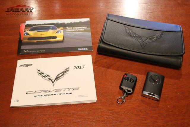 2017 Chevrolet Corvette Z51 2LT Merrillville, Indiana 50