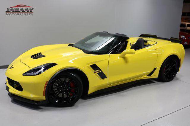 2017 Chevrolet Corvette Grand Sport 3LT Merrillville, Indiana 32
