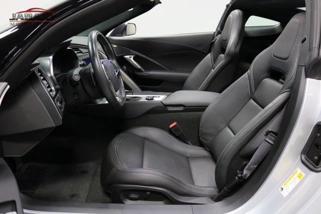 2017 Chevrolet Corvette 1LT Merrillville, Indiana 11