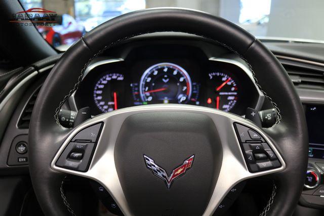 2017 Chevrolet Corvette 1LT Merrillville, Indiana 16