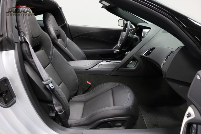 2017 Chevrolet Corvette 1LT Merrillville, Indiana 14