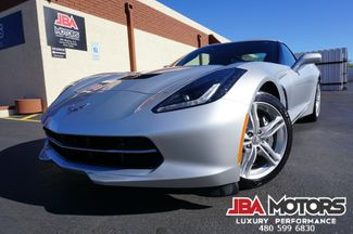 2017 Chevrolet Corvette 3LT Stingray Coupe Competition Seats 1 Owner Car! | MESA, AZ | JBA MOTORS in Mesa AZ