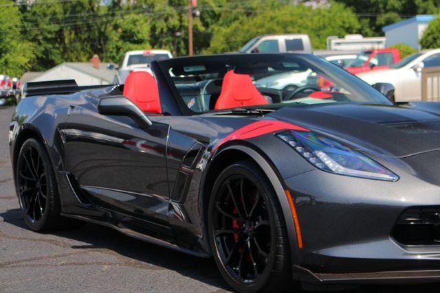 2017 Chevrolet Corvette Grand Sport 3LT - GROUND EFFECTS - ADRENALINE RED! Mooresville , NC 23