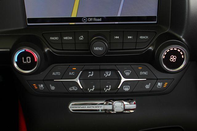 2017 Chevrolet Corvette Grand Sport 3LT - GROUND EFFECTS - ADRENALINE RED! Mooresville , NC 44