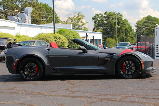 2017 Chevrolet Corvette Grand Sport 3LT - GROUND EFFECTS - ADRENALINE RED! Mooresville , NC 13