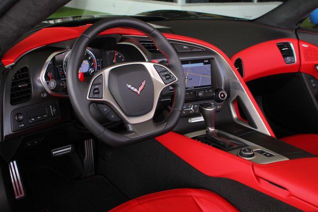 2017 Chevrolet Corvette Grand Sport 3LT - GROUND EFFECTS - ADRENALINE RED! Mooresville , NC 31