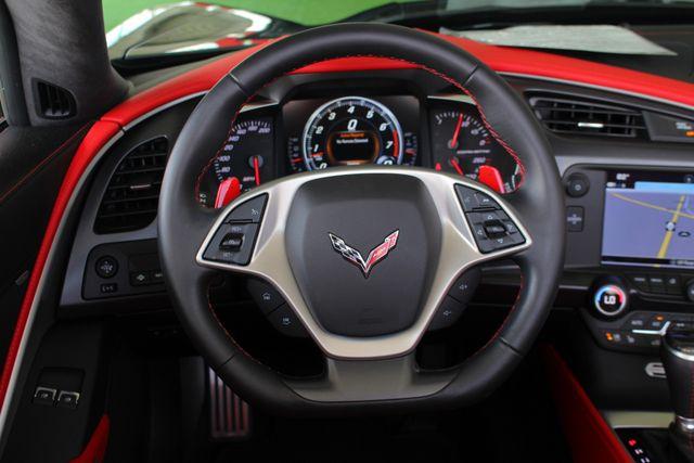 2017 Chevrolet Corvette Grand Sport 3LT - GROUND EFFECTS - ADRENALINE RED! Mooresville , NC 6
