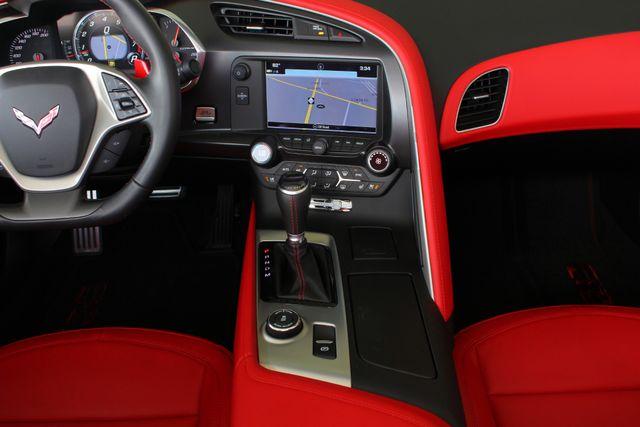 2017 Chevrolet Corvette Grand Sport 3LT - GROUND EFFECTS - ADRENALINE RED! Mooresville , NC 10