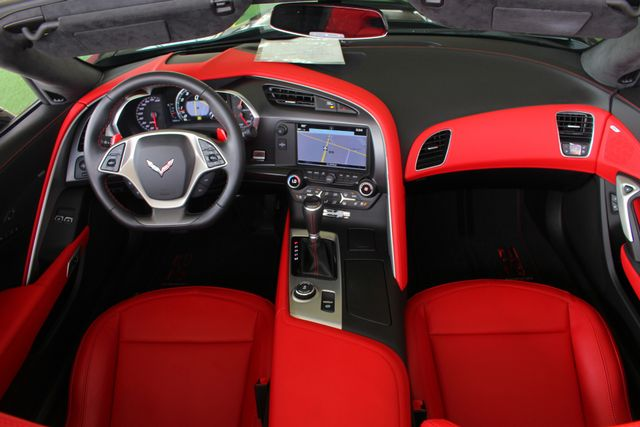 2017 Chevrolet Corvette Grand Sport 3LT - GROUND EFFECTS - ADRENALINE RED! Mooresville , NC 29