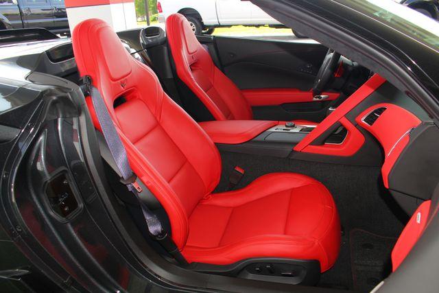 2017 Chevrolet Corvette Grand Sport 3LT - GROUND EFFECTS - ADRENALINE RED! Mooresville , NC 12