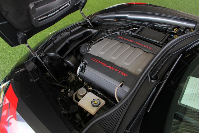 2017 Chevrolet Corvette Grand Sport 3LT - GROUND EFFECTS - ADRENALINE RED! Mooresville , NC 53