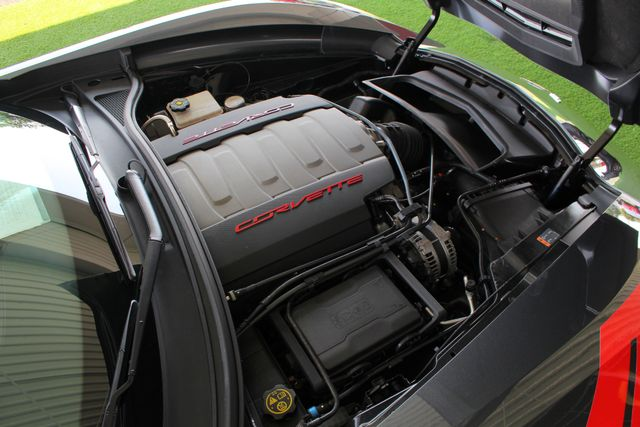 2017 Chevrolet Corvette Grand Sport 3LT - GROUND EFFECTS - ADRENALINE RED! Mooresville , NC 52