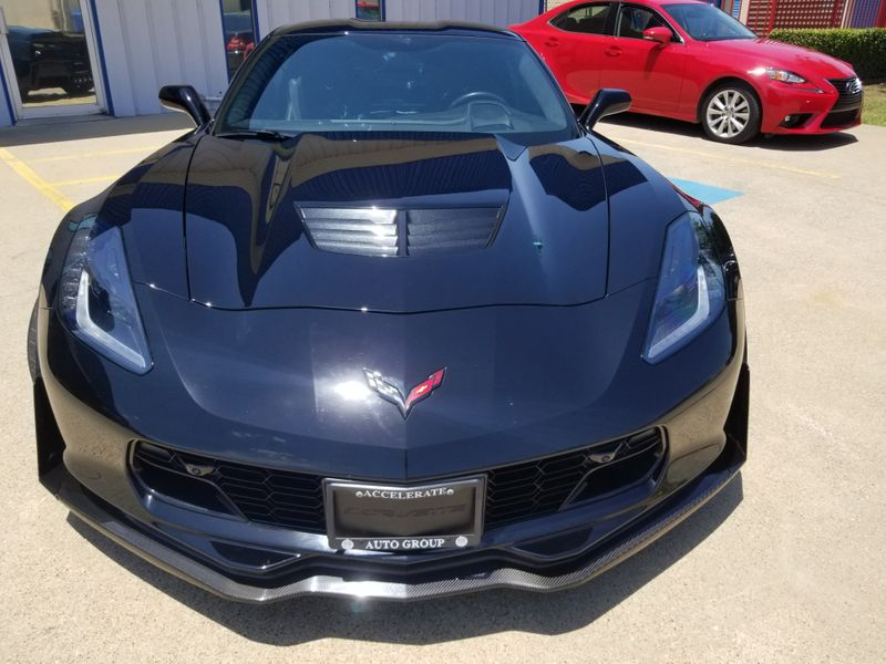 2017 Chevrolet Corvette Z06 3LZ in Rowlett, Texas