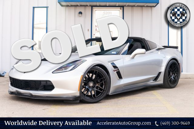 2017 Chevrolet Corvette Grand Sport 1LT in Rowlett