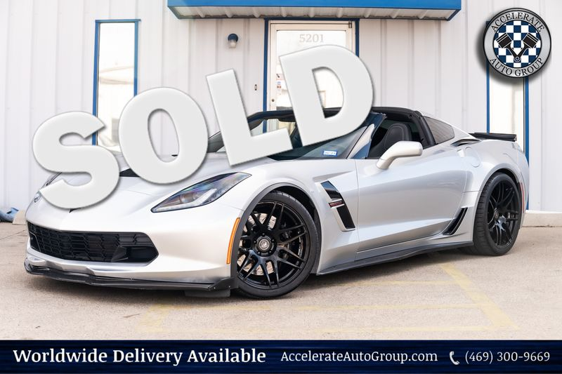 2017 Chevrolet Corvette Grand Sport 1LT in Rowlett Texas