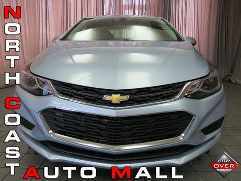 2017 Chevrolet Cruze LT in Akron, OH