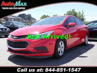 2017 Chevrolet Cruze LS in Albuquerque, New Mexico 87109