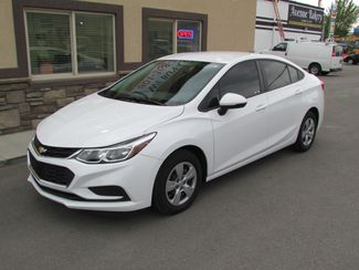 2017 Chevrolet Cruze LS Sedan in American Fork, Utah 84003