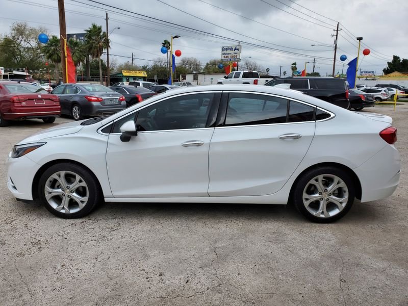 2017 Chevrolet Cruze Premier  Brownsville TX  English Motors  in Brownsville, TX